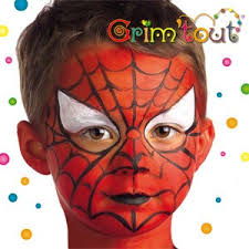 have you ever wanted to look like spider man