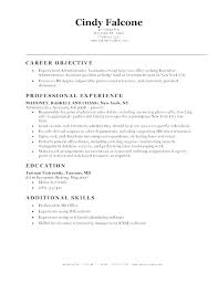 Sample Resume For Office Assistant Position Administrative Assistant Resume Objective