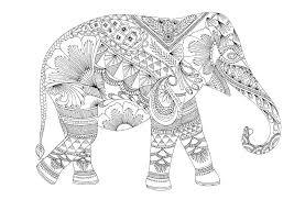 Elefanten malvorlagen für erwachsene elefanten ausmalbilder für erwachsene sind kompliziert und detailliert, ein wunderbares malmotiv! Anti Stress Tiere Ausmalbilder Kostenlos Drucken 100 Stuck
