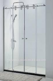 custom shower doors dallas tx luxury glass shower door rollers choice image doors design for house
