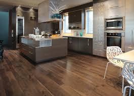 Mirage Hard Wood Flooring contemporary-kitchen