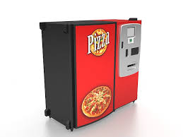 Vending Machine 3d Model Amazing Pizza Vending Machine 48d Model 48ds Max Files Free Download