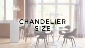 chandelier size for dining room. Chandelier Size Guide - How To Measure For A Lamps Plus Dining Room