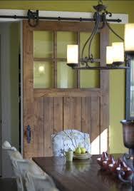 sliding barn doors glass. Sliding Barn Door With Glass As Pantry Doors N