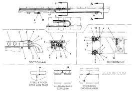JERR DAN HOSE TRACK kit 21' std duty bic hose trac on jerr dan rollback wiring diagram
