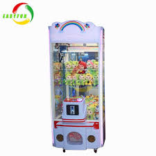 Coin Operated Candy Vending Machine Beauteous 48 Newest Coin Operated Rainbow Plush Toys Gift Candy Vending