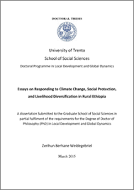 essays on responding to climate change social protection and abstract
