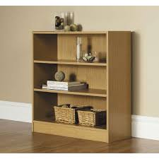office depot bookcases wood. Perfect Bookcases 3 Foot Bookcase Contemporary Orion Wide Shelf Standard Multiple Finishes  Walmart Com Intended For 1  Office Depot Bookcases Wood
