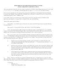 Office Rental Agreement Template Office Space Lease Agreement Template Office Space Rental