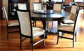 round kitchen tables inch dining table set including seats inspirations with for used