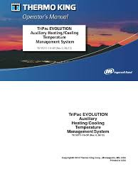 tripac evolution operator s manual 55711 19 op rev 0 06 13 tripac evolution operator s manual 55711 19 op rev 0 06 13 air conditioning engines