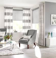 Modisch Moderne Wohnzimmer Gardinen Für Kleine Fenster Mit Gardinen