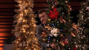Amazing Lights Shark Tank Deal Robert Herjavec Breaks A Christmas Tree Shark Tank