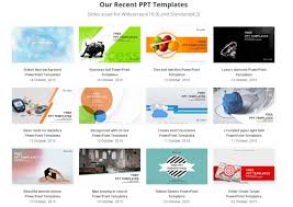 Ppt Template Design Free Free Powerpoint Template Website Design Ppt Template Design Free