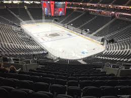 T Mobile Arena Section 118 Vegas Golden Knights