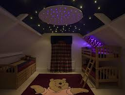 fibre optic sensory room by unlimited light