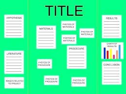 Trifold Board Sizes Fold Project Board Science Project Fold Board