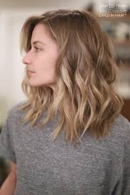 This Shoulder Length Hair Cut Is Stylish Professional More
