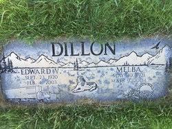 Melba Cox Dillon (1921-2004) - Find A Grave Memorial