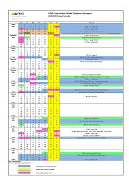 2019 2020 School Calendar Gems International School Metropark