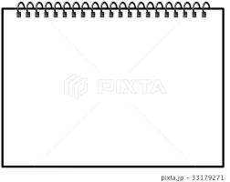 メモ帳のイラスト素材 33179271 Pixta