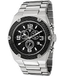 swiss legend mens throttle chronograph carbon fiber bezel sl11 gallery