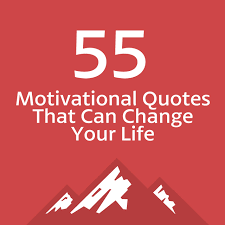 Quote For Change 55 Motivational Quotes That Can Change Your Life Bright Drops