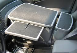 CarGo Desk Roadrunner Auto Office Desk  LapTraveler