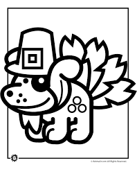 Small Picture Thanksgiving Coloring Pages Turkey Coloring Pages Animal Jr