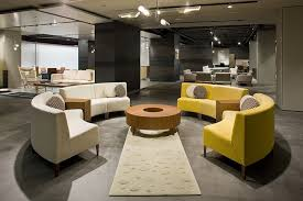 interesting office lobby furniture. Coalesse Circa Modular Seating With Table: Would Be Awesome To Use One Regular And Interesting Office Lobby Furniture
