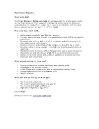 Sales Associate Skills List For Resume Resume For Study