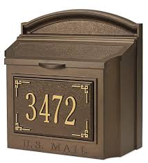 custom wall mount mailbox. Wonderful Mount Custom Wall Mount Mailbox To 0