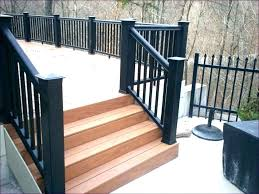 westbury aluminum railing s aluminum railing aluminum stair outdoor stair rails outdoor steps rails exterior stairways guide to outdoor stair railing