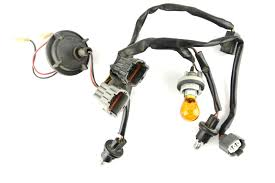 hlight wiring harnesses factory xenon 02 03 04 infiniti q45 xenon hid headlight wiring harness bulbs plugs