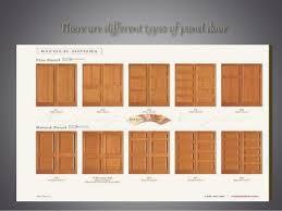 7.  This type of door ...