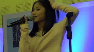 Alicia Chanzia Acha JKT48 Stand Up Comedy Balai Kartini.