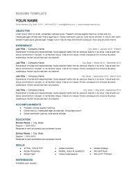 Resume Format Google Free Google Docs And Spreadsheet Templates Smartsheet