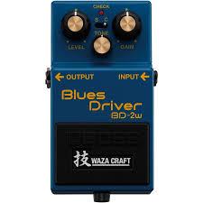 Купить <b>Boss Blues Driver BD</b>-<b>2W</b> - гитарный <b>эффект</b> по лучшей ...
