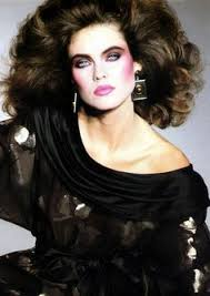 1980 s make up 80s prom 1980s glamfashion 1980s hair 80s party