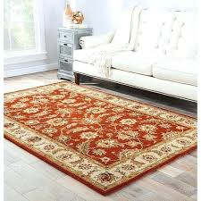 red and gold area rugs handmade fl red gold area rug x 8 red green gold