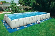 intex rectangular above ground pools. Plain Intex Deck Ideas For Intex Above Ground Pools  Decking Swimming How To  Build A Around An Pool  Pinterest Ground Pools With Intex Rectangular Above Pools G