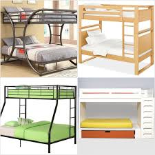 Bunk Up! Contemporary Bunk Beds For Mod Tots