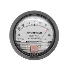 gas manometer. digital clean room 0-200pa differential pressure gauge gas manometer for air