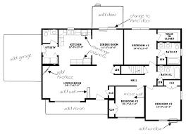 astonishing sample blueprint of a house blueprints