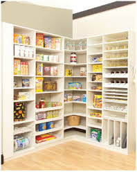 kitchen pantry shelving systems photo - 3