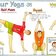 Yoga Chart Your Yoga Chart By Liz Cook Charts