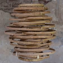rattan pendant lighting. Kubu Rattan Pendant Lamp Lighting