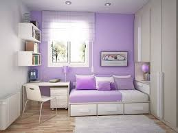 Light Purple Bedrooms Minimalist Decoration