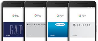 gap inc google pay