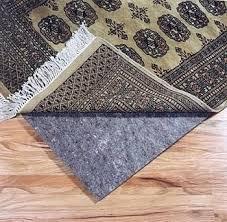 rug pad on carpet long life rug pad for carpet australia